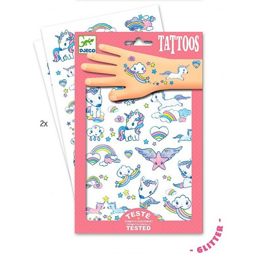 Tatuatges unicorns