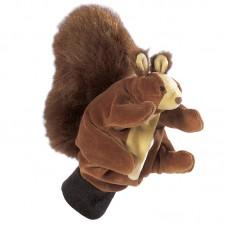 Titella de mà esquirol